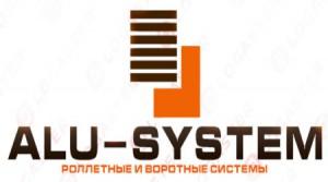 Тканевые ролеты (Рулонные шторы) Alu-system