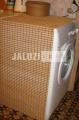 Бамбуковое полотно на стиральной машине
